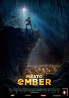 City of Ember - Czech Movie Poster (xs thumbnail)