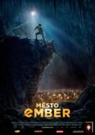 City of Ember - Czech Movie Poster (xs thumbnail)