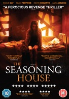 The Seasoning House - British DVD movie cover (xs thumbnail)