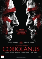 Coriolanus - Norwegian DVD movie cover (xs thumbnail)