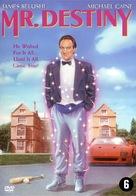 Mr. Destiny - Dutch DVD movie cover (xs thumbnail)