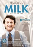 Milk - Czech Movie Poster (xs thumbnail)