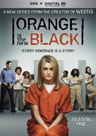 """Orange Is the New Black"" - DVD movie cover (xs thumbnail)"