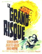 The Big Gamble - French Movie Poster (xs thumbnail)
