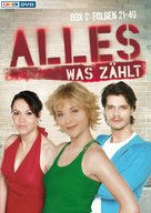 """""""Alles was zählt"""" - German DVD cover (xs thumbnail)"""