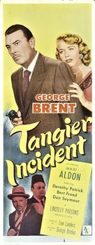 Tangier Incident - Movie Poster (xs thumbnail)