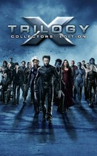 X-Men - DVD movie cover (xs thumbnail)