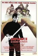 Defiance - German Blu-Ray movie cover (xs thumbnail)