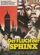 Sphinx - German Movie Poster (xs thumbnail)