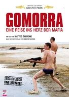 Gomorra - German Movie Poster (xs thumbnail)