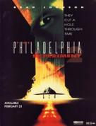 Philadelphia Experiment II - Movie Poster (xs thumbnail)