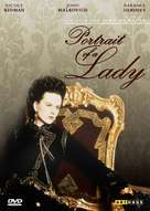 The Portrait of a Lady - German DVD cover (xs thumbnail)