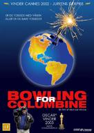 Bowling for Columbine - Danish Movie Cover (xs thumbnail)