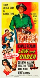 Law and Order - Movie Poster (xs thumbnail)