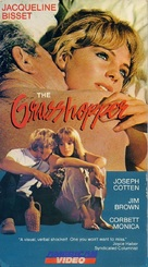The Grasshopper - VHS movie cover (xs thumbnail)