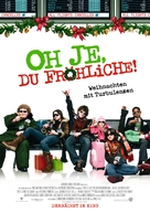Unaccompanied Minors - German Movie Poster (xs thumbnail)
