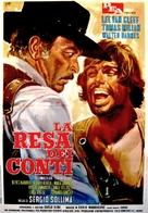 La resa dei conti - Italian Movie Poster (xs thumbnail)