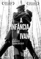 Ivanovo detstvo - Portuguese Re-release poster (xs thumbnail)