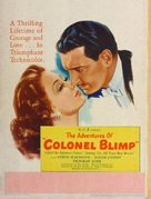 The Life and Death of Colonel Blimp - Movie Poster (xs thumbnail)