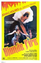 Blonde Fire - Movie Poster (xs thumbnail)