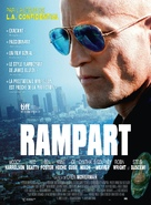 Rampart - French Movie Poster (xs thumbnail)