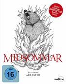Midsommar - German Movie Cover (xs thumbnail)