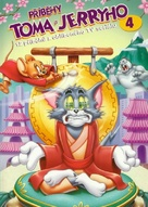 """""""Tom and Jerry Tales"""" - Czech DVD movie cover (xs thumbnail)"""