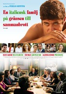 Mine vaganti - Swedish Movie Poster (xs thumbnail)