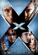 X2 - Hungarian Movie Poster (xs thumbnail)
