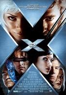X2 - Hungarian Movie Poster (xs thumbnail)