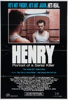 Henry: Portrait of a Serial Killer (1986) movie posters