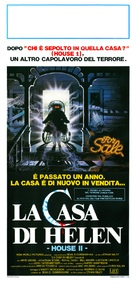 House II: The Second Story - Italian Movie Poster (xs thumbnail)