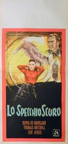 The Dark Mirror - Italian Movie Poster (xs thumbnail)