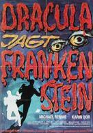 Los monstruos del terror - German Movie Poster (xs thumbnail)