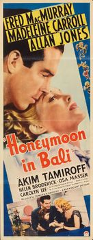 Honeymoon in Bali - Movie Poster (xs thumbnail)