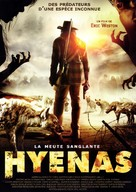 Hyenas - French DVD cover (xs thumbnail)