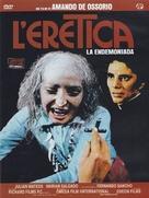 La endemoniada - Italian DVD cover (xs thumbnail)