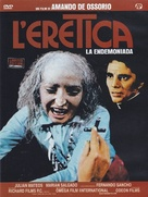 La endemoniada - Italian DVD movie cover (xs thumbnail)
