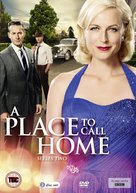 """A Place to Call Home"" - British DVD movie cover (xs thumbnail)"