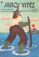 János vitéz - Hungarian Movie Poster (xs thumbnail)