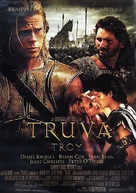 Troy - Turkish Movie Poster (xs thumbnail)