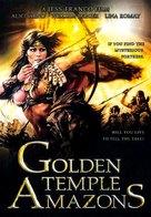 Les amazones du temple d'or - DVD movie cover (xs thumbnail)