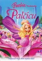 Barbie Presents: Thumbelina - Croatian Movie Cover (xs thumbnail)