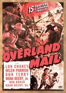 Overland Mail - DVD cover (xs thumbnail)