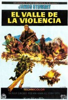 Shenandoah - Spanish Movie Poster (xs thumbnail)
