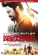 Machine Gun Preacher - Danish DVD cover (xs thumbnail)