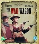 The War Wagon - British Blu-Ray cover (xs thumbnail)