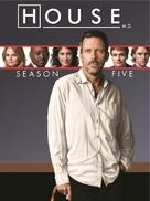 """House M.D."" - DVD movie cover (xs thumbnail)"