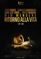 Every Thing Will Be Fine - Italian Movie Poster (xs thumbnail)