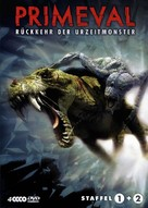 """Primeval"" - German Movie Cover (xs thumbnail)"